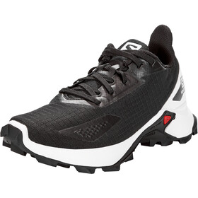 Salomon Alphacross Blast Shoes Kids black/white/black